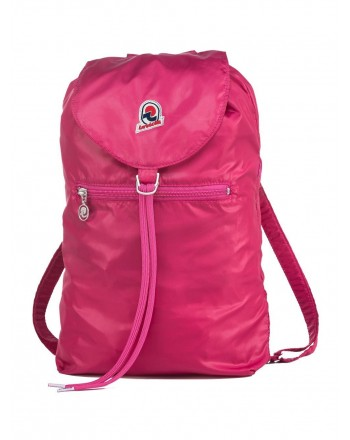 INVICTA - Backpack MINISAC GLOSSY - Fuchsia