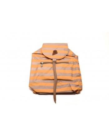 INVICTA - Heritage Minisac backpack - Yellow/Ecru