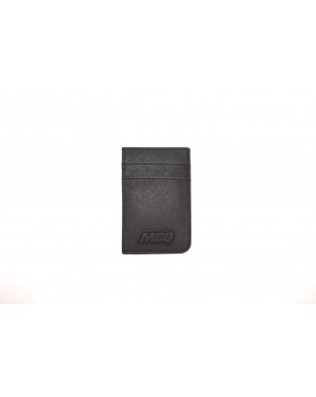 MCQ BY ALEXANDER MCQUEEN - MCQ Hyper card holder - Black