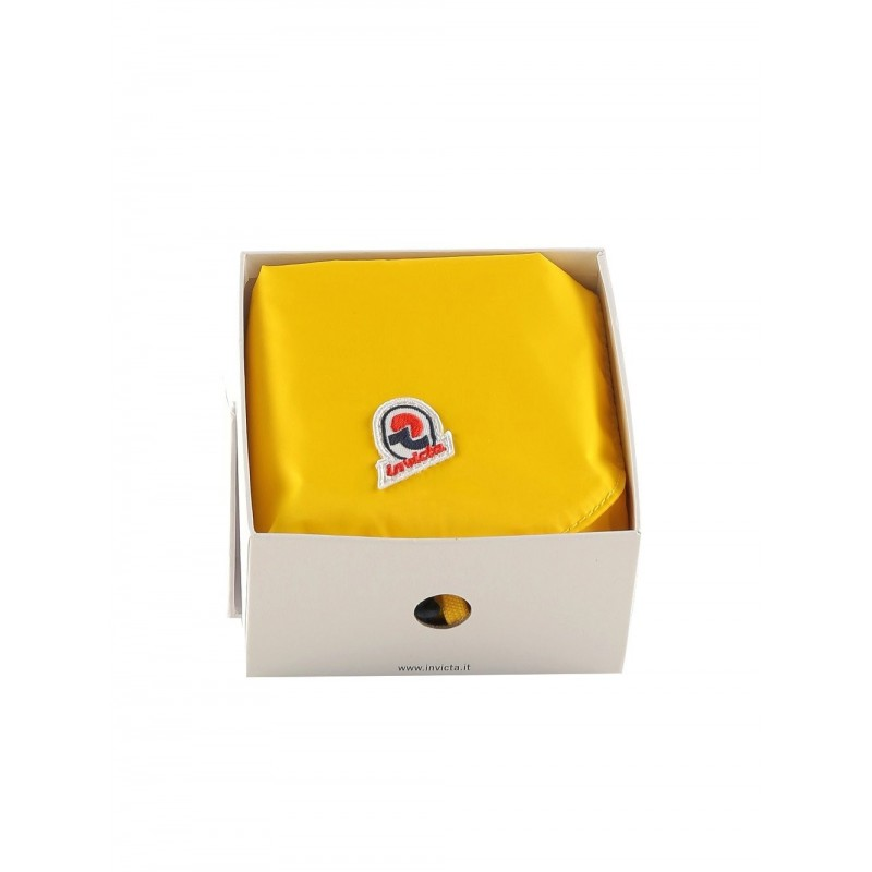 INVICTA - Backpack MINISAC GLOSSY - Yellow