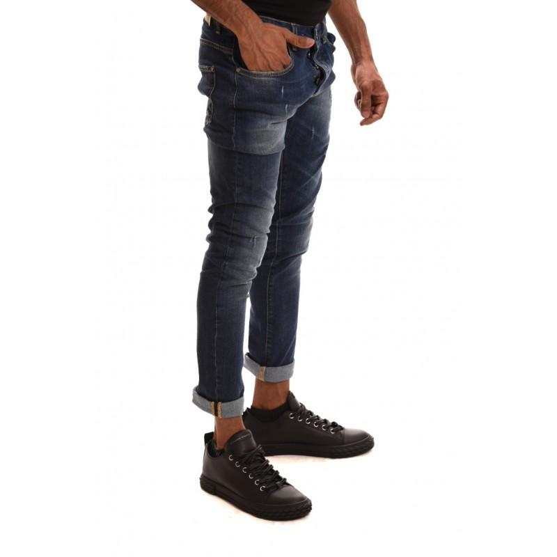 FRANKIE MORELLO - DA VINCI Jeans - Denim
