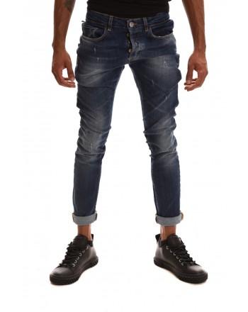 FRANKIE MORELLO - Jeans DA VINCI - Denim