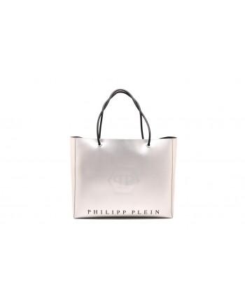 PHILIPP PLEIN - Hobo Original Bag - Silver