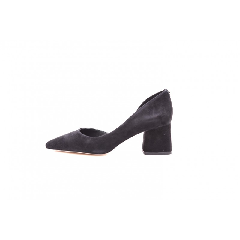 MICHAEL by MICHAEL KORS -  PIXON Suede Pumps - Black