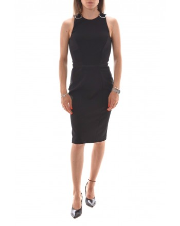 PINKO - Full Milano Dress OFFICIARE -Black