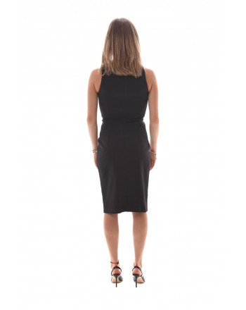 PINKO - Full Milano Dress OFFICIARE -Black