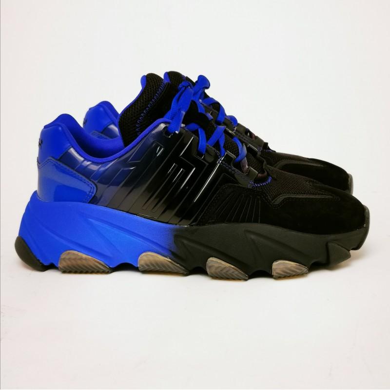 ASH - EXTASY Sneakers -Black/Indigo