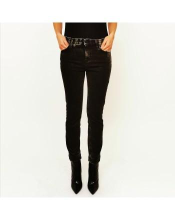 PINKO - Pantalone jeans  SABRINA - Nero