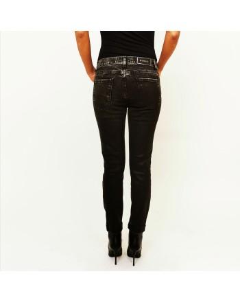 PINKO - SABRINA Jeans trousers - Black