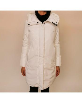 FREEDOMDAY - Hood Jacket MOSCA - White