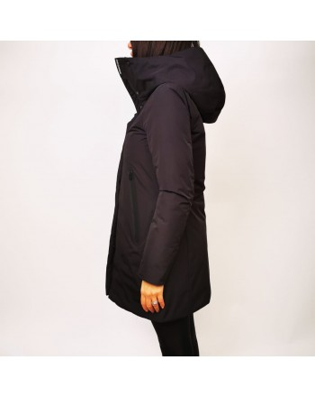 FREEDOMDAY - Hood Jacket MOSCA - Black