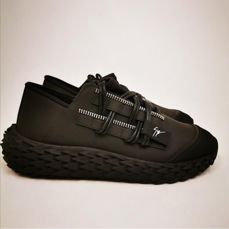 GIUSEPPE ZANOTTI - Sneakers URKIN - Nero