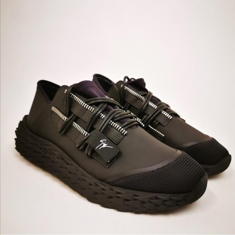 GIUSEPPE ZANOTTI - Sneakers URKIN- Black