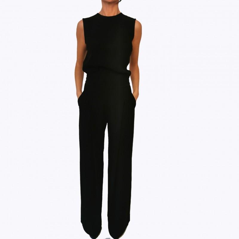 MCQ BY ALEXANDER MCQUEEN - Cotton blend dress - Darkest Black