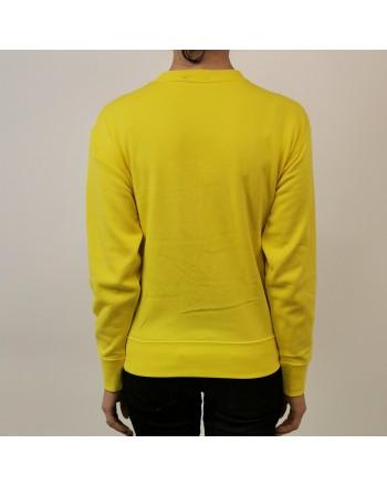 POLO RALPH LAUREN - Maglia in Cotone con Logo - Lemon Crush