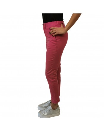 POLO RALPH LAUREN - Stretch chono trouser - Fuchsia