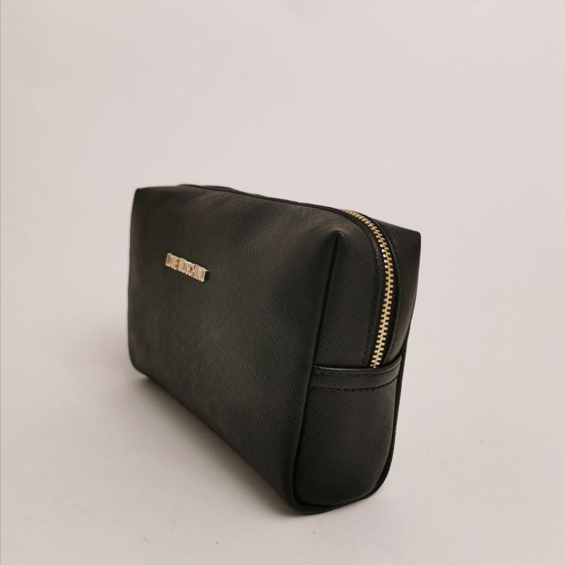 LOVE MOSCHINO -  Black pochette