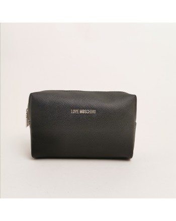 LOVE MOSCHINO -  Black pochette