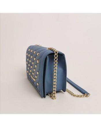 LOVE MOSCHINO -  Shoulder bag - light blue