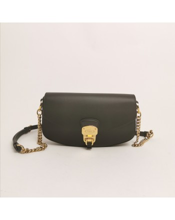 TOD'S - Demi Lune Bag - Black