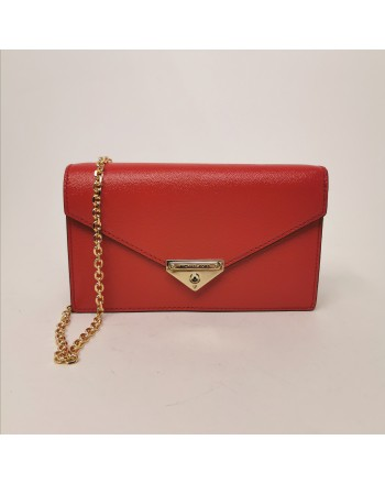MICHAEL BY MICHAEL KORS - Clutch shoulder bag - Bright Red