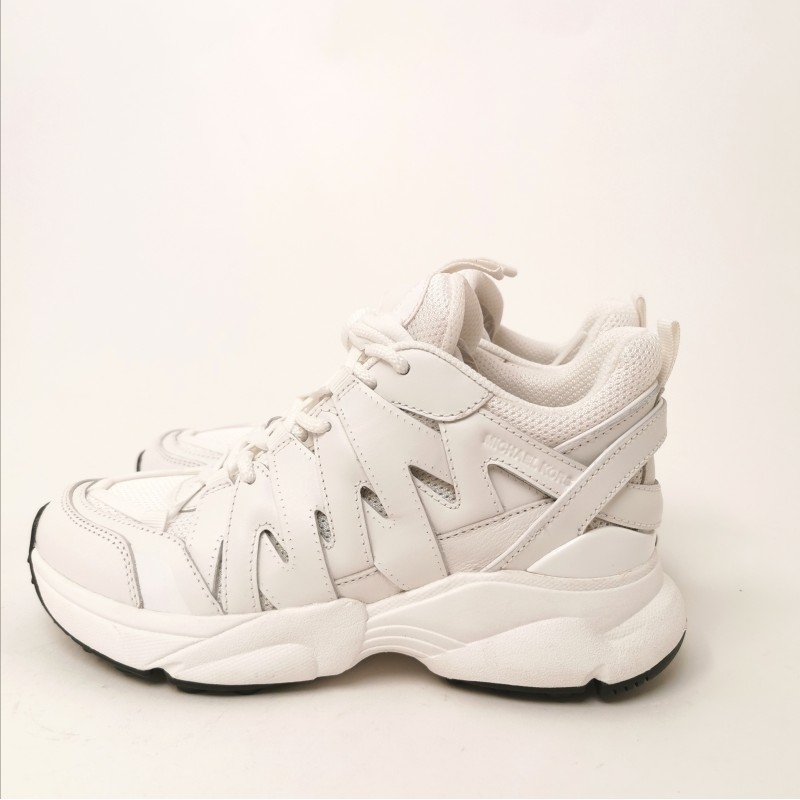 MICHAEL by MICHAEL KORS -  Hero Sneakers - White