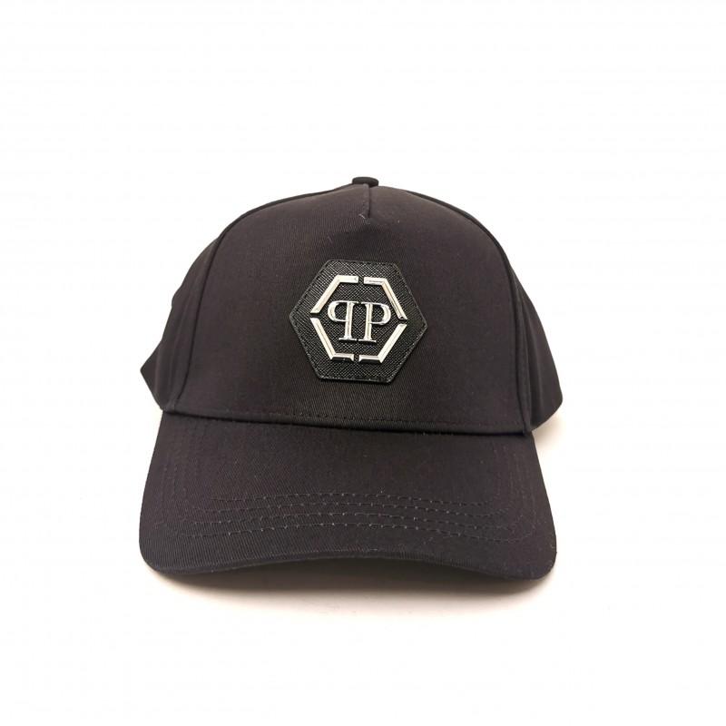 PHILIPP PLEIN - Cappello con Logo - Nero