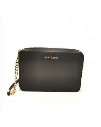 MICHAEL by MICHAEL KORS Crossbody Bag Black [Woman] Elsa