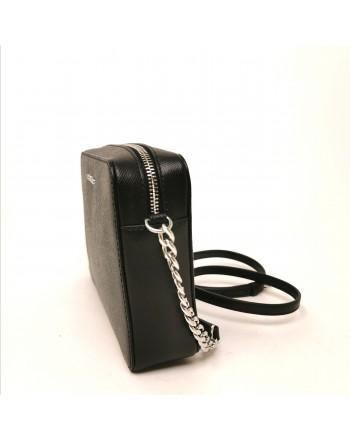 MICHAEL by MICHAEL KORS -Crossbody Bag with chain - Black