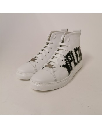 PHILIPP PLEIN - Studs Sneakers - White