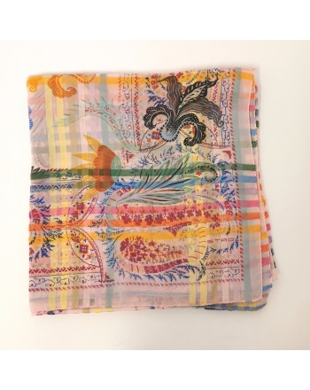 ETRO - Silk Stole BOMBAY - Patterned