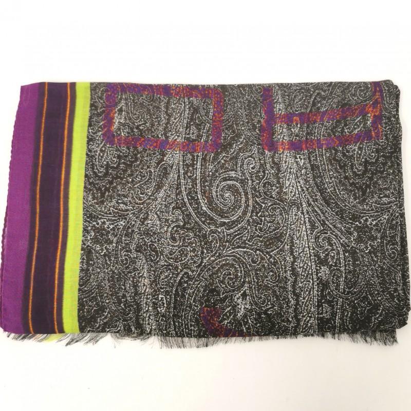 ETRO - DELHY Scarf - Purple