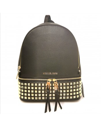 MICHAEL BY MICHAEL KORS -  RHEA STUDS Backpack  - Black