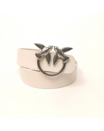 PINKO - Cintura BERRY  SIMPLY  - Bianco