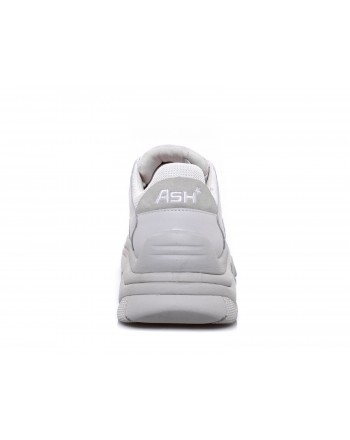 ASH - Leather Sneakers ADDICT - White