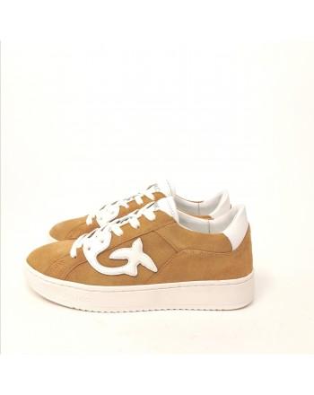 PINKO - LIQUIRIZIA Sneakers - Cuoio