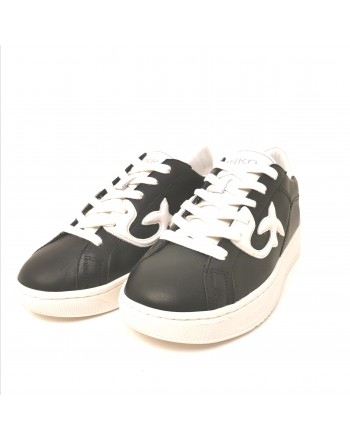 PINKO - LIQUIRIZIA Sneakers - Black/White