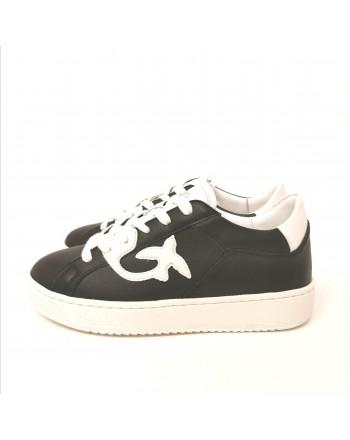 PINKO - Sneakers LIQUIRIZIA - Nero/Bianco
