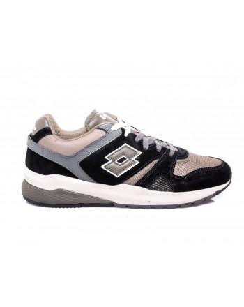 LOTTO LEGGENDA - Sneakers MARATHON- Black/Olive