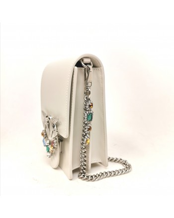 PINKO - Bosa LOVE SMART JEWELS - Bianco