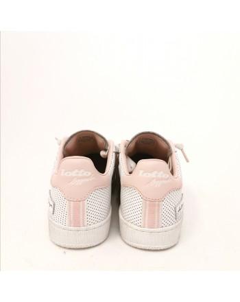 LOTTO LEGGENDA - Sneakers AUTOGRAPH micro- Snow White/Crystal