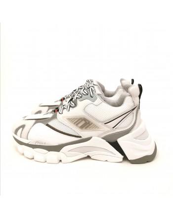 ASH - Sneakers in nappa - Bianco/Brasil