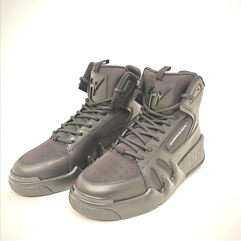 GIUSEPPE ZANOTTI - Sneakers Babel - Nero
