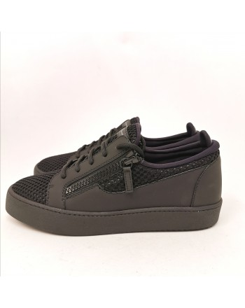 GIUSEPPE ZANOTTI - Sneakers JUPITER - Nero