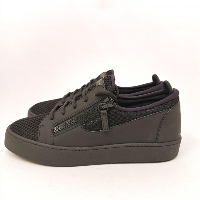 GIUSEPPE ZANOTTI - JUPITER Sneakers - Black
