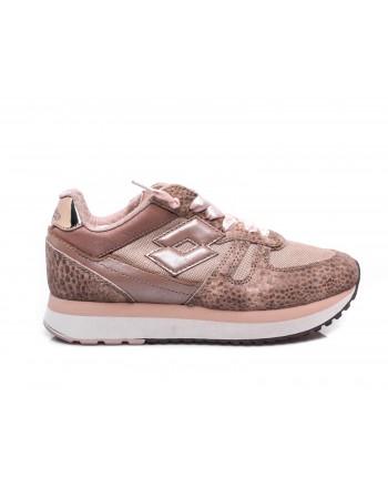 LOTTO LEGGENDA - Sneakers TOKIO PHITON - Beige/Pink