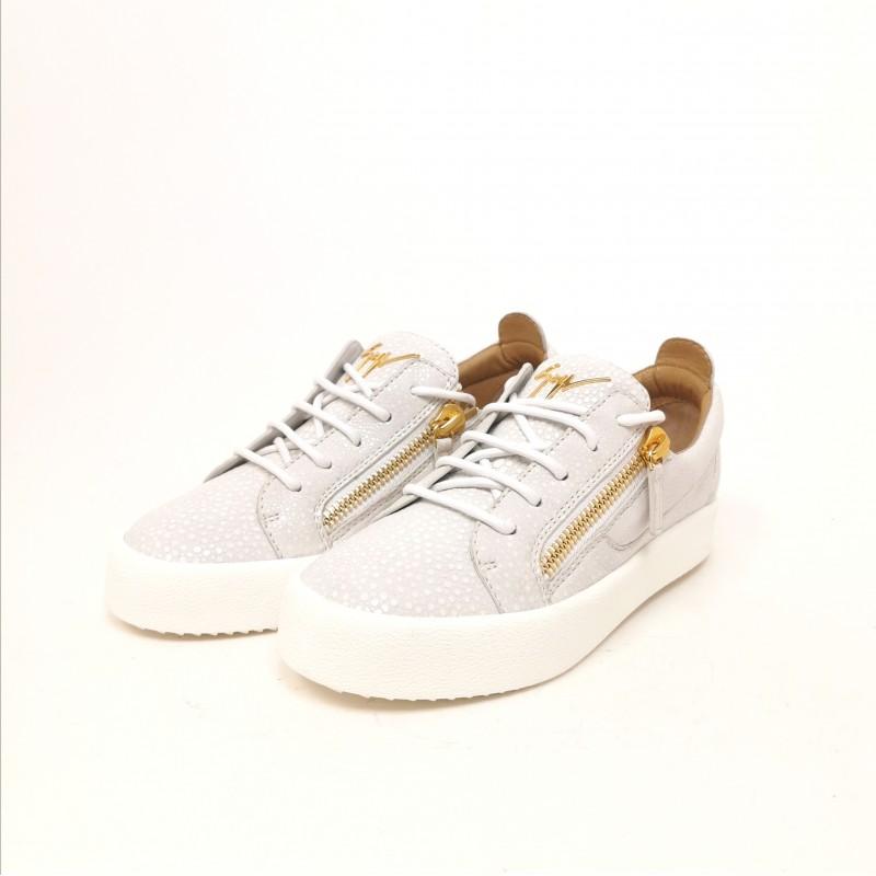 GIUSEPPE ZANOTTI - Sneakers BONITA - Bianco
