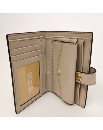 MICHAEL by MICHAEL KORS - Portafogli TAB WALLET - Light Sand