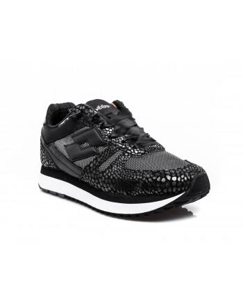 LOTTO LEGGENDA - Sneakers TOKIO PYTHON - Black/Grey