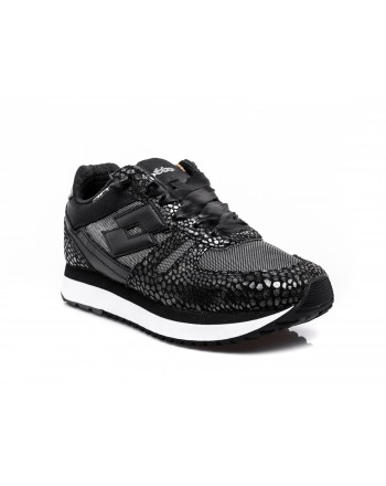 LOTTO LEGGENDA - Sneakers TOKIO PYTHON - Nero/Grigio